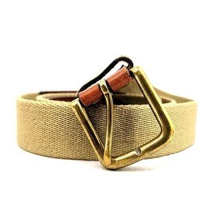 """Tommy Hilfiger 37-40"""" Authentic Surplus Style Belt"""